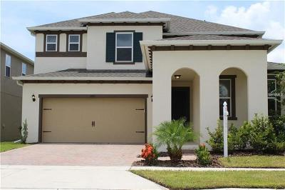 Kissimmee Single Family Home For Sale: 3490 Canvas Street