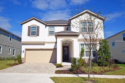 Kissimmee Single Family Home For Sale: 9008 Sunshine Ridge Loop