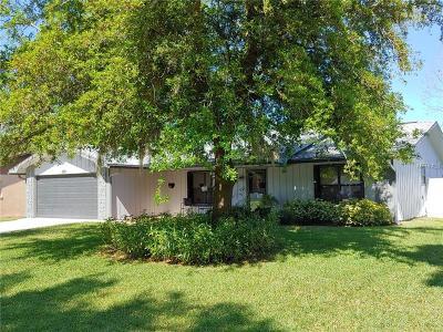 Edgewater Single Family Home For Sale: 2931 Kumquat Drive