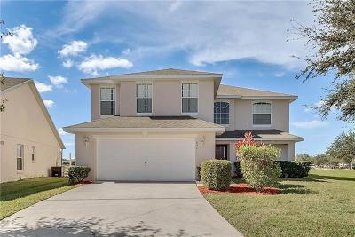 Kissimmee Single Family Home For Sale: 651 Chadbury Way