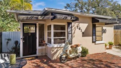 Orlando Single Family Home For Sale: 1619 New York Avenue