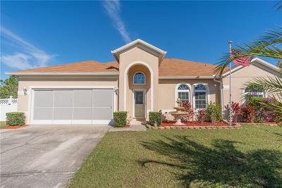 Kissimmee Single Family Home For Sale: 564 Kilimanjaro Drive