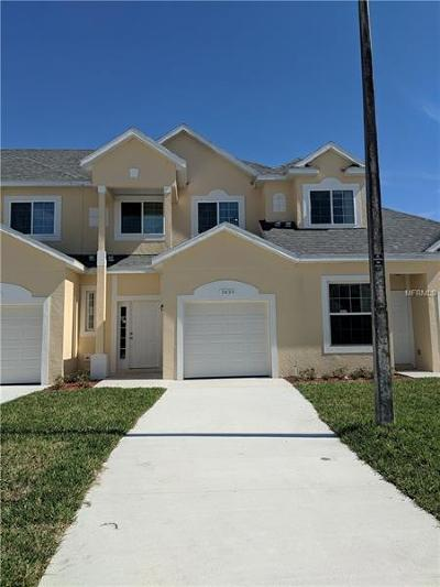 Kissimmee Townhouse For Sale: 2439 Temple Grove Lane