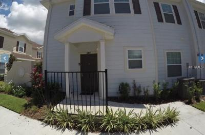 Kissimmee Townhouse For Sale: 5370 Diplomat Ct 104