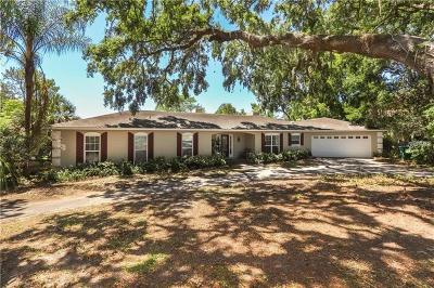 Winter Park FL Single Family Home For Sale: $995,000