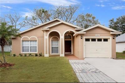 Orlando Single Family Home For Sale: 2312 Donegan Place