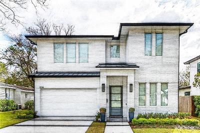 Orange County, Osceola County Single Family Home For Sale: 1307 S Eola Drive