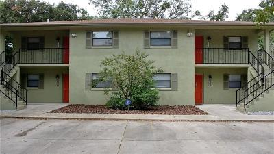 Brevard County Multi Family Home For Sale: 2272, 2274, 2276, 2278 Fox Hollow Drive #Four Uni