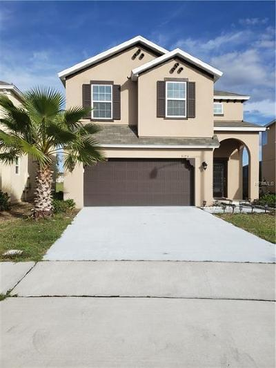 Kissimmee Single Family Home For Sale: 3173 Turret Drive