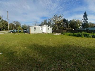 Orlando Single Family Home For Sale: 4036 Booker Street