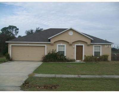 Deltona Single Family Home For Sale: 1292 Buccaneer Avenue