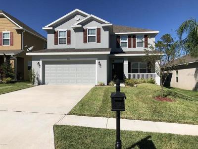 Brevard County Single Family Home For Sale: 955 Breakaway Trail