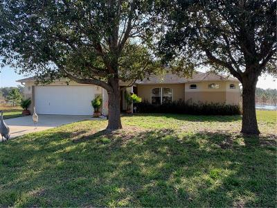 Deltona Single Family Home For Sale: 2681 Newmark Drive