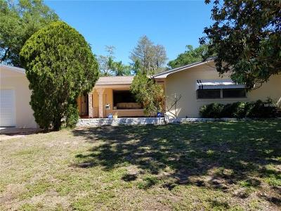 St Petersburg, Clearwater Single Family Home For Sale: 1806 Kendall Drive
