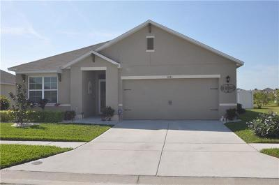Winter Haven Single Family Home For Sale: 5843 Grey Heron Drive