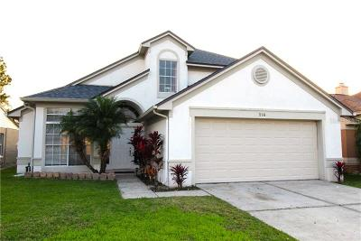 Lake Mary FL Single Family Home For Sale: $305,000