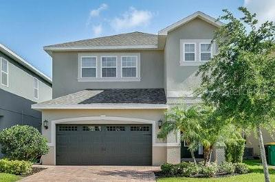 Kissimmee Single Family Home For Sale: 7605 Brookhurst Lane