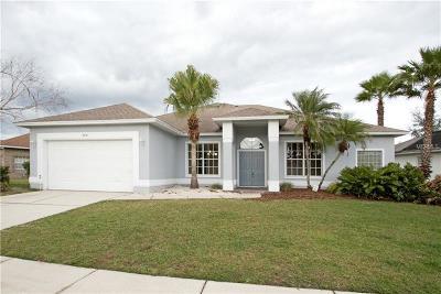 Single Family Home For Sale: 3931 Ocita Drive