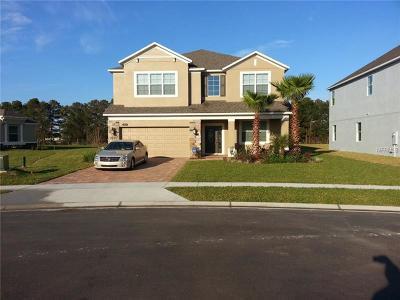 Ocoee Single Family Home For Sale: 564 Sky Top Drive