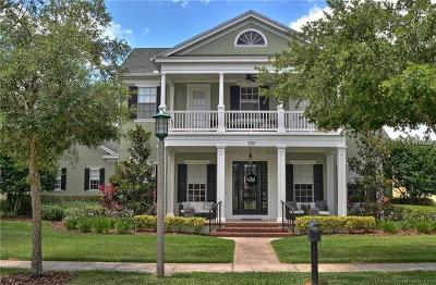 Celebration Single Family Home For Sale: 839 Oak Shadows Road