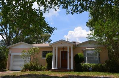 Orlando Single Family Home For Sale: 602 Lake Como Circle