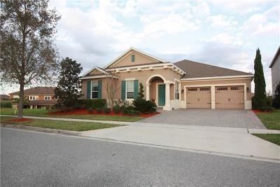 Winter Garden Single Family Home For Sale: 7511 Lake Hancock Boulevard