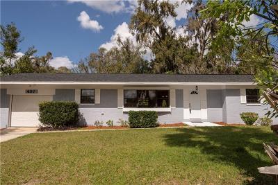 Deland Single Family Home For Sale: 407 W Hubbard Avenue