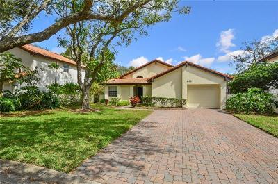 Orange County, Osceola County Single Family Home For Sale: 6657 Doubletrace Lane