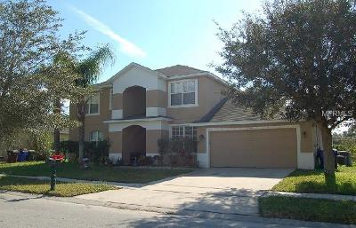 Saint Cloud FL Single Family Home For Sale: $255,000