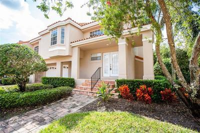 Orange County, Osceola County, Seminole County Townhouse For Sale: 7554 Somerset Shores Court