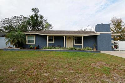 Orlando Single Family Home For Sale: 1222 N Nowell Street