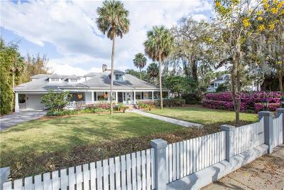 Orlando Single Family Home For Sale: 635 Delaney Avenue