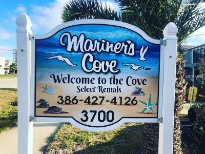 New Smyrna Beach Condo For Sale: 3700 S Atlantic Avenue #113