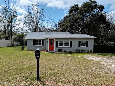Debary Single Family Home For Sale: 241 Deleon Road