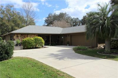 Eustis Single Family Home For Sale: 1225 Palmetto Road