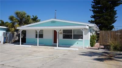 Treasure Island Multi Family Home For Sale: 11095 1st Street E