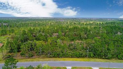 Orange County, Osceola County Residential Lots & Land For Sale: Reynolds Parkway #11A