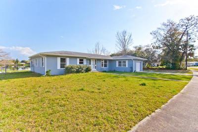 Deltona Single Family Home For Sale: 1479 E Hancock Drive