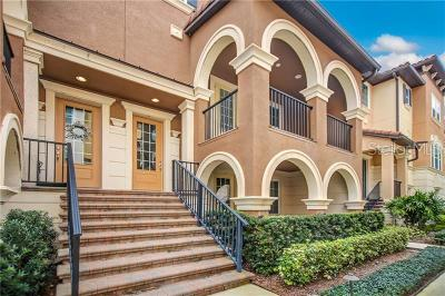 Lake Mary Townhouse For Sale: 1048 Parma Circle
