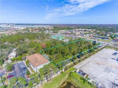 Kissimmee Residential Lots & Land For Sale: 0 W Irlo Bronson Mem Highway