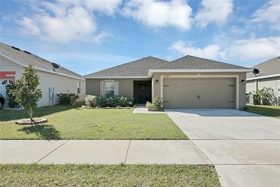 Brooksville Single Family Home For Sale: 30886 Satinleaf Run