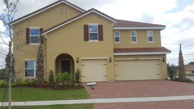 Kissimmee Single Family Home For Sale: 3836 Shoreside Drive