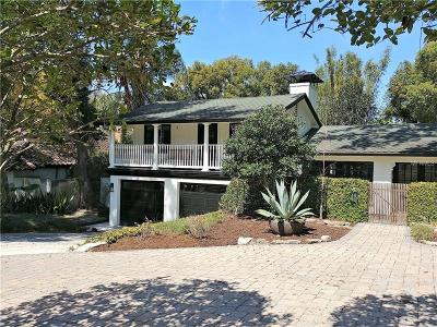 Winter Park Single Family Home For Sale: 241 W Lake Sue Avenue