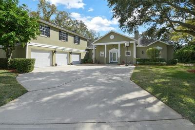 Seminole Single Family Home For Sale: 7676 Cumberland Road