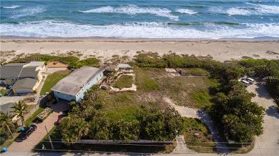 Melbourne Beach FL Residential Lots & Land For Sale: $1,200,000