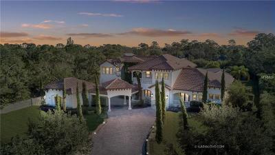 Orlando FL Single Family Home For Sale: $2,375,000