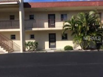 Melbourne Condo For Sale: 1001 W Eau Gallie Boulevard #109