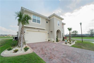 Kissimmee Single Family Home For Sale: 1660 Kingfisher Court
