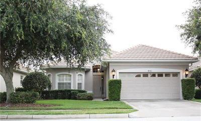 Debary Single Family Home For Sale: 551 Newhall Lane