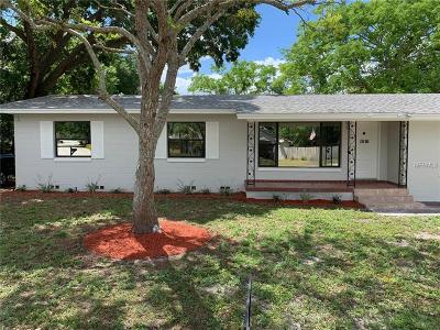 Orlando Single Family Home For Sale: 1816 Curry Avenue